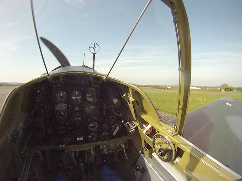 TFC Hawk 75 Engine run