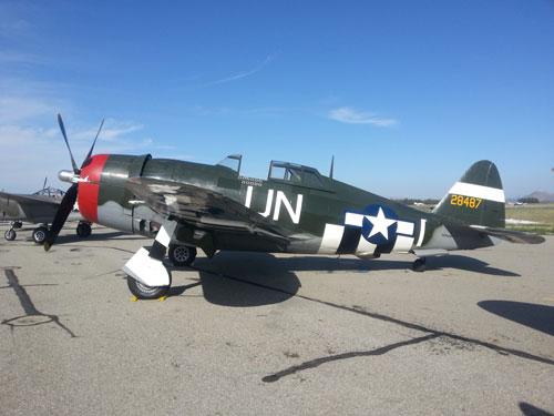 Air Museum P-47
