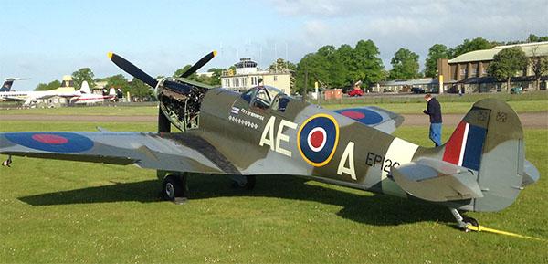 TFC Spitfire EP120