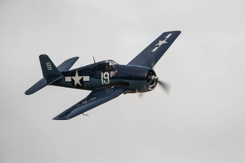 Hellcat Flight