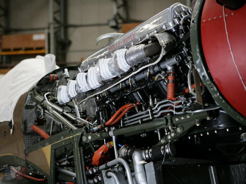 P40F-enfine