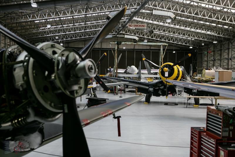 TFC hangar