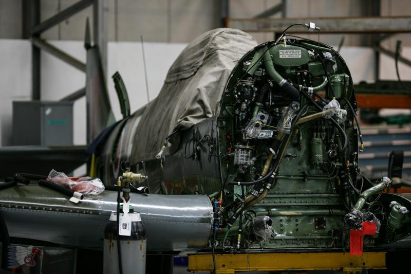 TFC Spitfire MK XIV